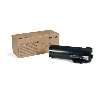 Xerox 106R02738 Black High Capacity Toner Cartridge (14,400 Pages)