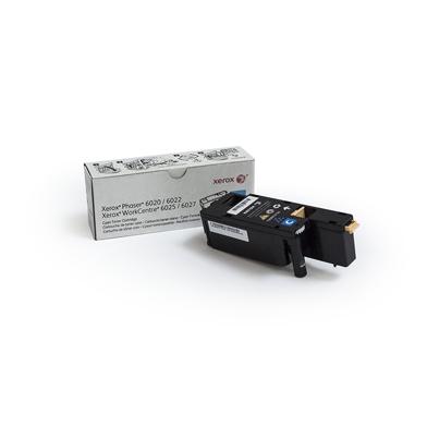 Xerox 106R02756 Cyan Toner Cartridge (1,000 Pages)