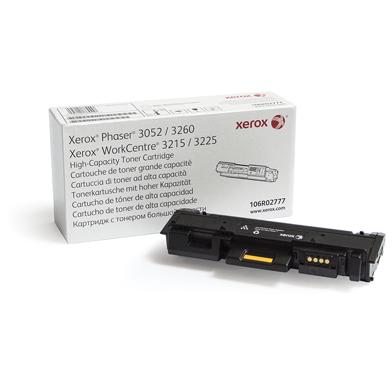 Xerox 106R02777 High Capacity Toner Cartridge (3,000 Pages)