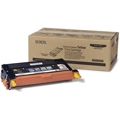 Xerox Yellow Toner Cartridge (2,000 Pages)