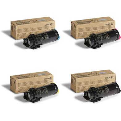 Xerox  Standard Capacity Toner Pack CMY (1k) + Black (2.5k)
