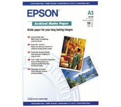 Epson A3 Archival Matt Paper Pack (50 sheets)