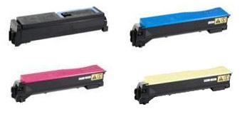 Kyocera Toner Rainbow Pack CMY (4K) + Black (5K)