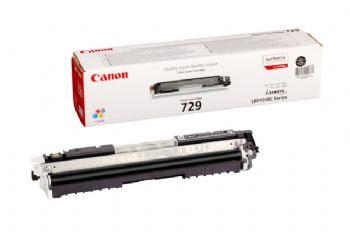 Canon Black 729 Toner Cartridge (1,200 Pages)