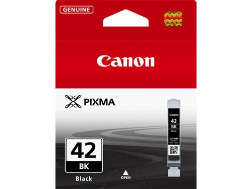 Canon CLI-42BK Black Ink Cartridge (900 photos)