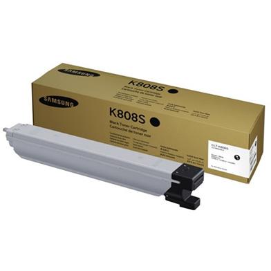 Samsung CLT-K808S Black Toner Cartridge (23,000 Pages)