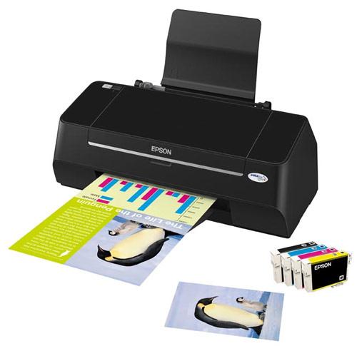 Epson stylus s21 a4 colour inkjet printer c11ca43301.