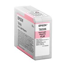 Epson Light Magenta T850600 Ink Cartridge (80ml)