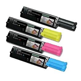 Epson S05031 Toner Rainbow Pack CMY (5k) + Black (4.5K)