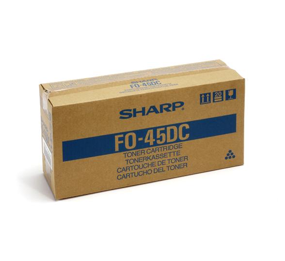 Sharp Black Toner Cartridge (5,600 Pages)