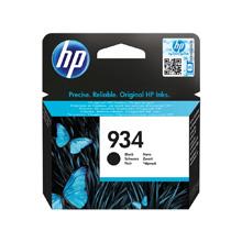 HP 934 Black Ink Cartridge (400 pages)