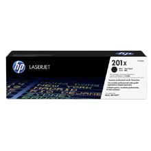 HP 201X High Cap Black Toner Cartridge (2,800 pages)