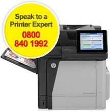 HP Laserjet Enterprise M680dn