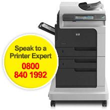 HP LaserJet M4555f