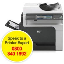 HP LaserJet M4555h