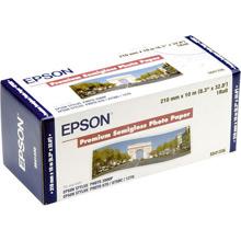 Epson  Premium Semigloss Photo Paper 210mm x 10m (250 sheets)