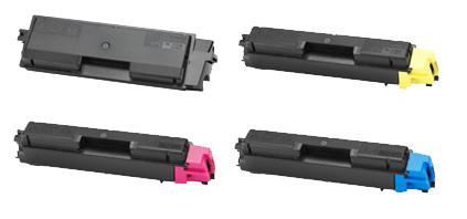 Kyocera Toner Rainbow Pack CMY(2.8k) K(3.5k)