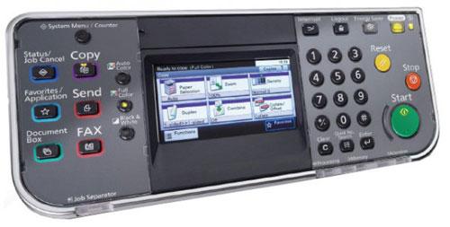 Kyocera FAX-U Optional Fax Module