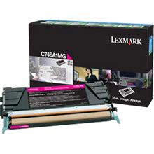 Lexmark Magenta Return Program Toner Cartridge (7,000 pages)