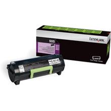 Lexmark 502 RP Toner Cartridge (1,500 pages)