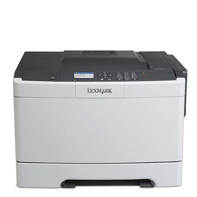 Lexmark CS417dn (Box Opened)