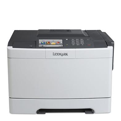 Lexmark CS517de + High Capacity Black Toner (6,000 Pages)