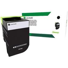 Lexmark Black Extra High Cap Toner Cartridge (8,000 pages)