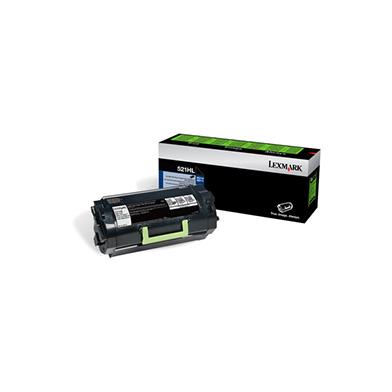 Lexmark 52D2H0L Return Programme High Capacity Toner Cartridge (25,000 pages)