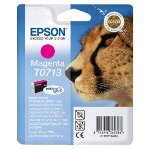 Epson Magenta T0713 Ink Cartridge