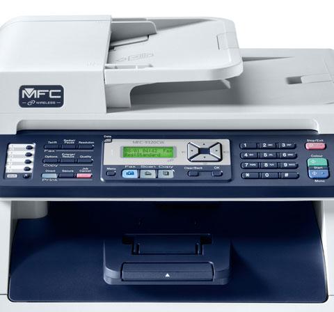 brother mfc 9320cw a4 colour multifunction laser printer mfc9320cwzu1. Black Bedroom Furniture Sets. Home Design Ideas