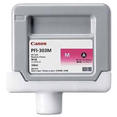 Canon PFI-303M PFI-303M Magenta Ink Cartridge