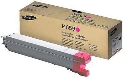 Samsung CLT-M659S Magenta Toner Cartridge (20,000 Pages)
