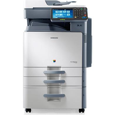 Samsung CLX-9252NA MFP Scan Windows 8