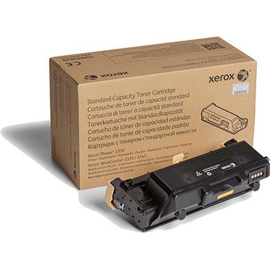 Xerox Standard Capacity Black Toner Cartridge (2600 Pages)