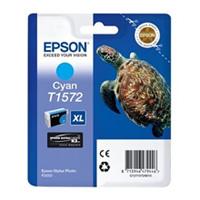 Epson Cyan T1572 ink cartridge