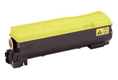 Kyocera TK-570Y Yellow Toner Kit (12,000 pages)