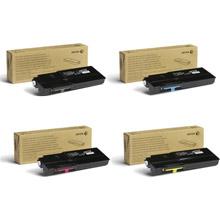 Xerox  Extra High Capacity Rainbow Toner Pack CMY (8.K) + Black (10.5K)