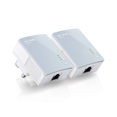 TP-Link TL-PA4010KIT V1.20 AV600 Nano Powerline Adapter Kit