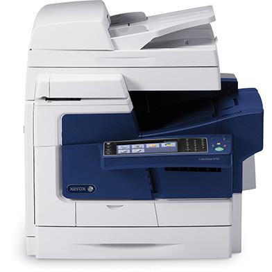Xerox ColorQube 8700 (Fax Kit Bundle)
