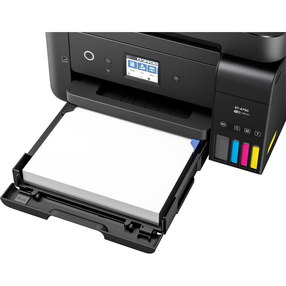 Epson EcoTank ET-4750 A4 Colour Multifunction Inkjet Printer