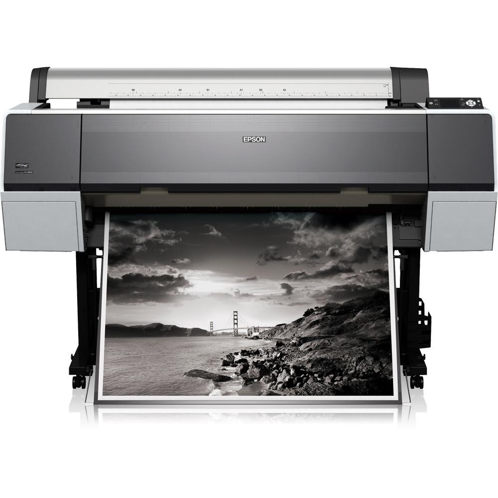 Epson Stylus Pro 9890 A0 Colour Large Format Printer