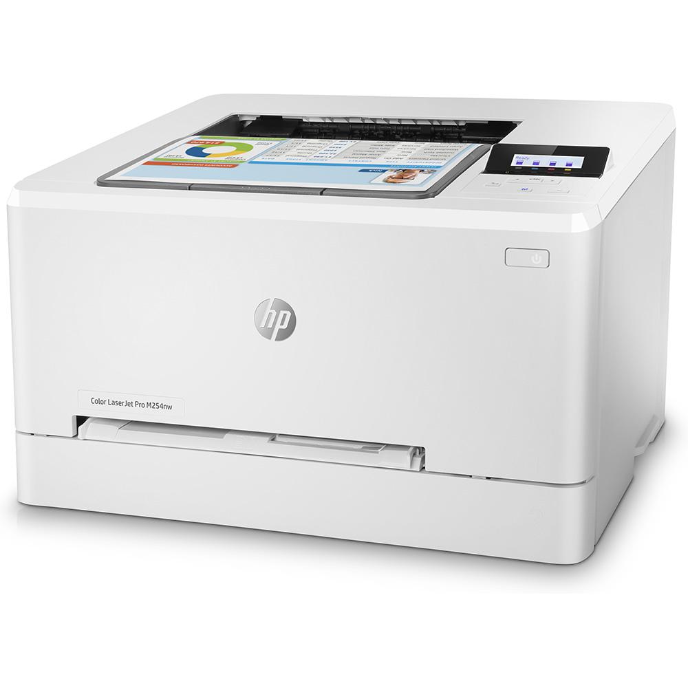 hp color laserjet pro m254nw a4 colour laser printer