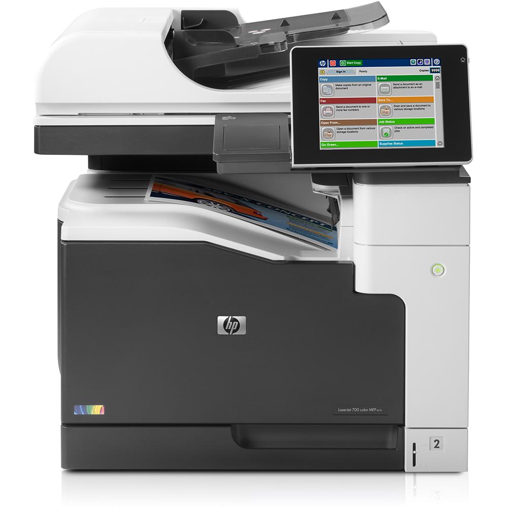 HP Laserjet Enterprise M775dn A3 Colour Multifunction Laser Printer ...