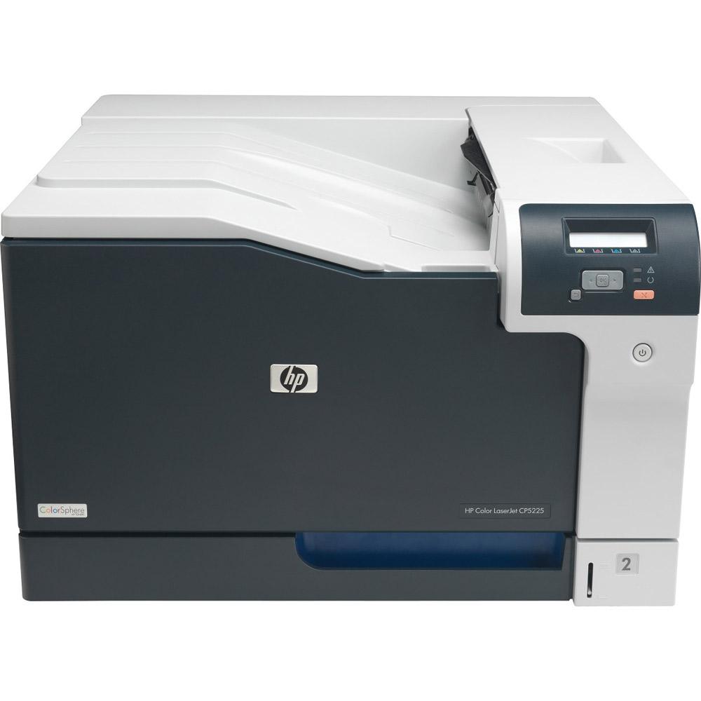 hp cp5225n a3 colour laser printer ce711a