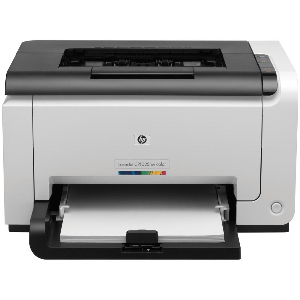 hp laserjet cp1025 a4 colour laser printer cf346a
