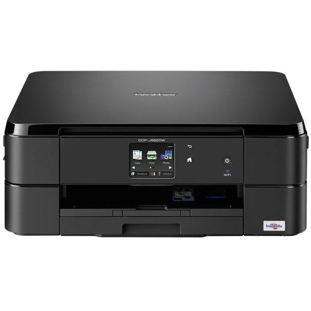 Brother Dcp J562dw A4 Colour Inkjet Printer Dcpj562dwzu1