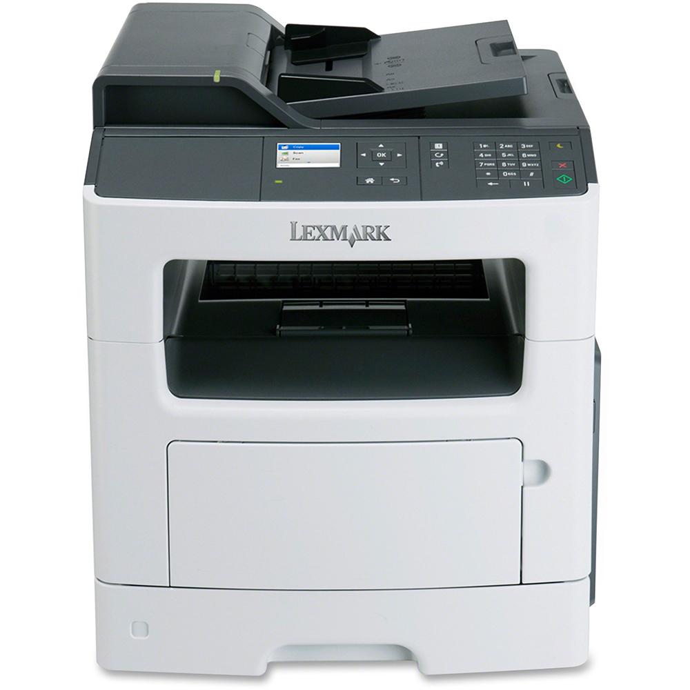 Lexmark MX317dn A4 Mono Multifunction Laser Printer