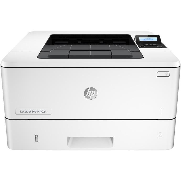 Hp Laserjet Pro M402dn A4 Mono Laser Printer C5f94a