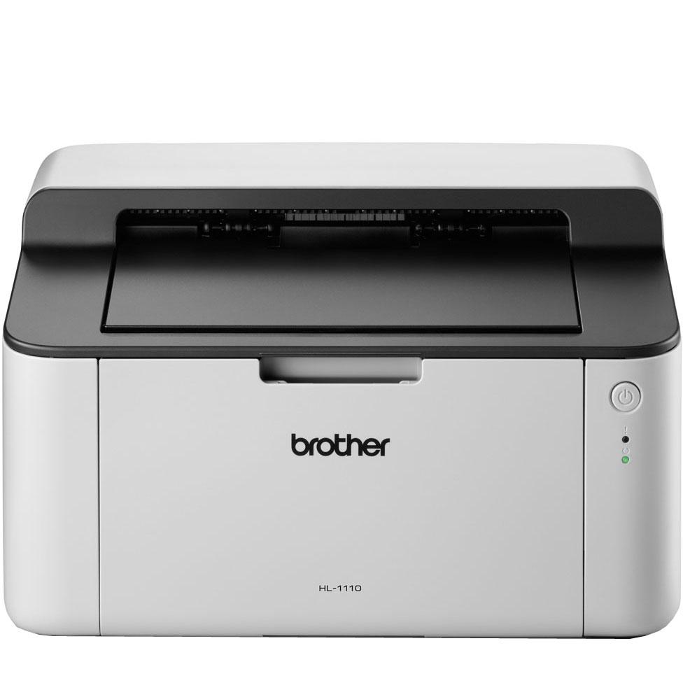 Brother HL-1110 A4 Mono Laser Printer - HL1110ZU1