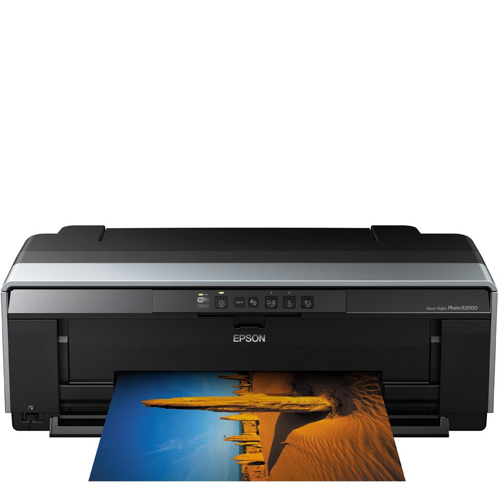 Stylus photo epson printer inkjet r2000